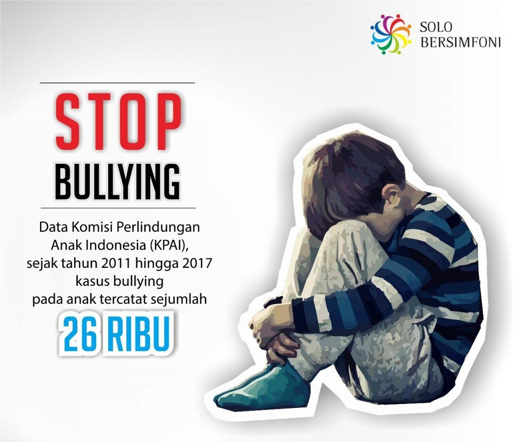 Gambar Yuk Kita Cegah Bullying disekitar kita