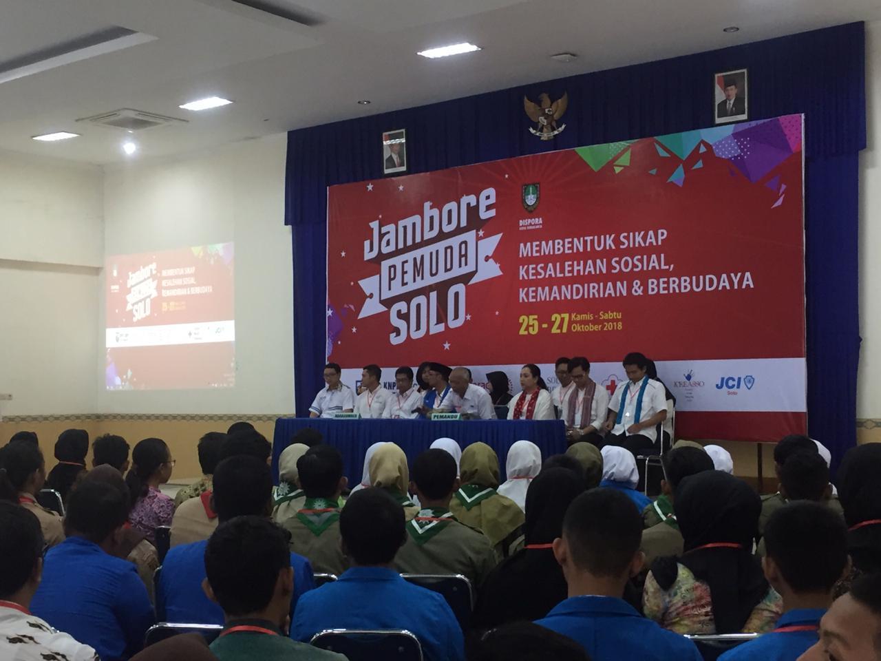 Gambar Jambore Pemuda
